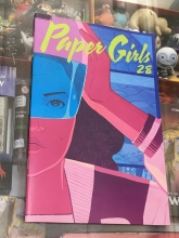 Paper Girls nº 28