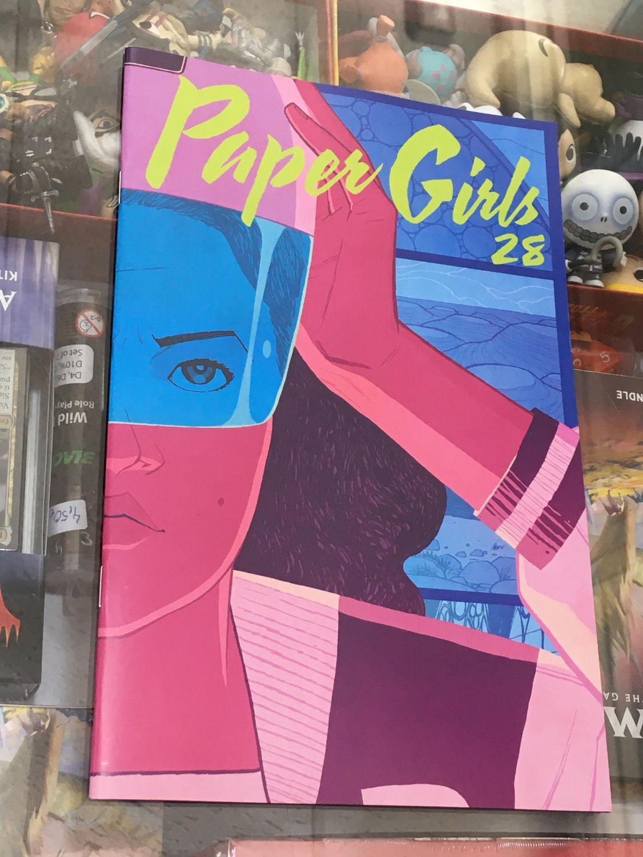 Paper Girls nº 28