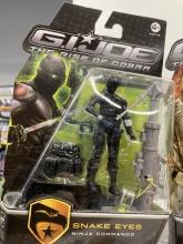 G.I.JOE The Rise of Cobra - Snake Eyes
