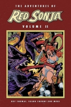 CRONICAS DE RED SONJA VOLUMEN 2 (2 DE 4)
