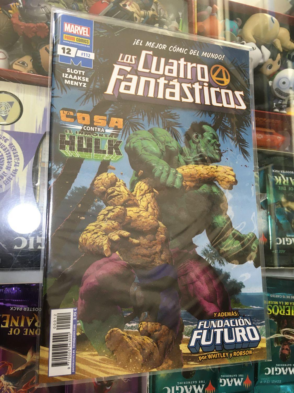 Los Cuatro Fantásticos 112 / 12