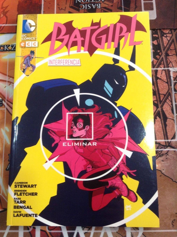 Batgirl - Interferencia