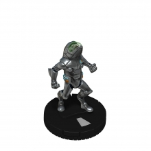 Marvel HeroClix: Earth-X - 046 Man-Wolf